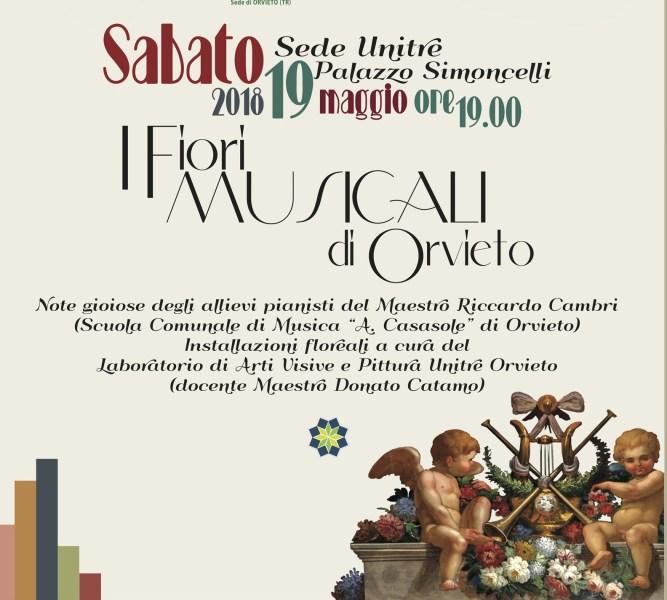 """All'UniTre con l'edizione 2018 di Orvieto in Fiore torna il concertino de """"I fiori musicali di Orvieto"""""""