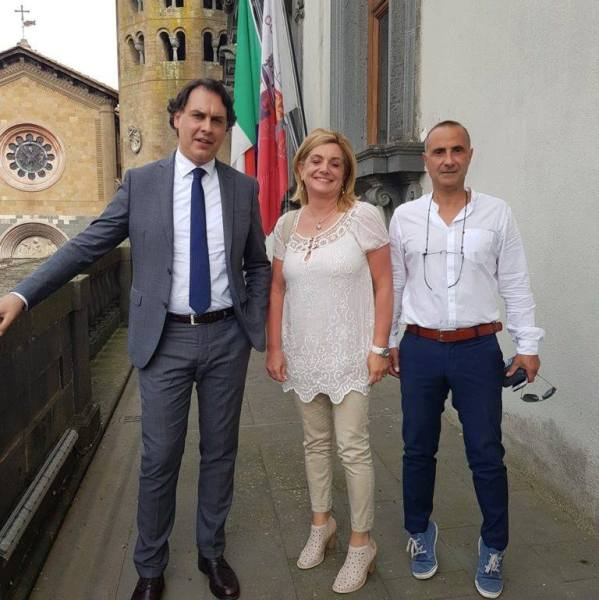 Antonella Frate entra in consiglio, soddisfazione per il capogruppo del Psi Di Bartolomeo