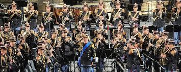 Concerto della Banda della Polizia di Stato in Piazza Duomo per il Corpus Domini