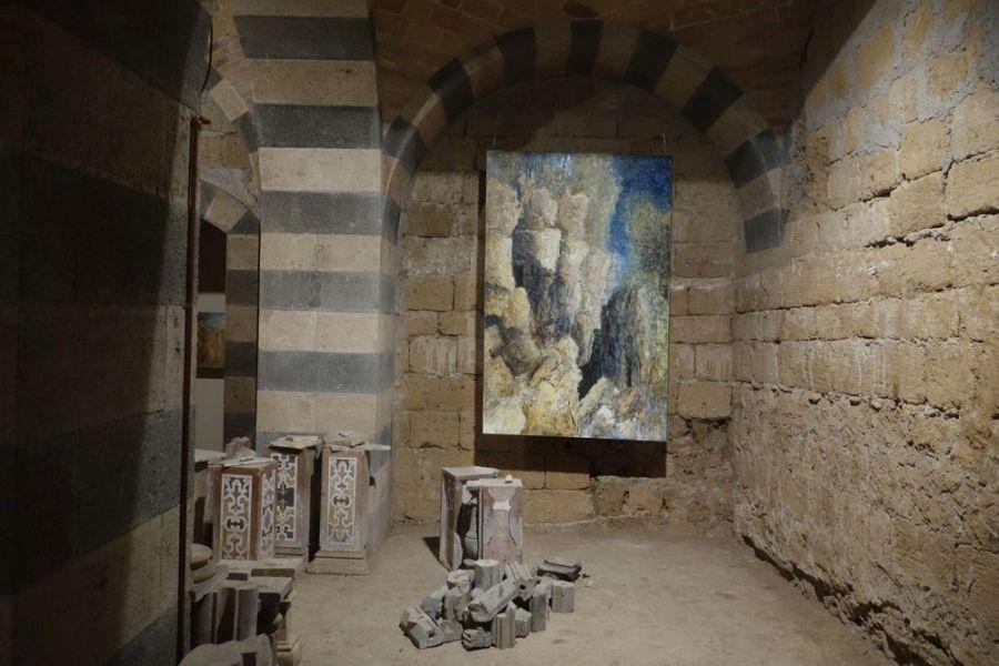 Un viaggio pittorico verso le origini dell'Europa nei sotterranei del Duomo