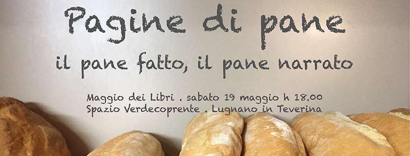 """A Lugnano in Teverina """"Il Maggio dei Libri"""" è """"Pagine Narrate"""""""