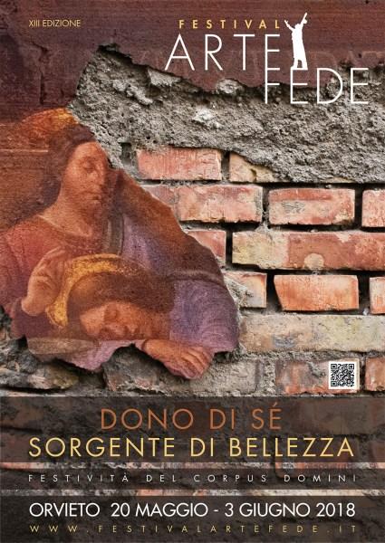 """""""Dono di sé, Sorgente di bellezza"""" Al via la XIII^ edizione del """"Festival Arte e Fede"""""""