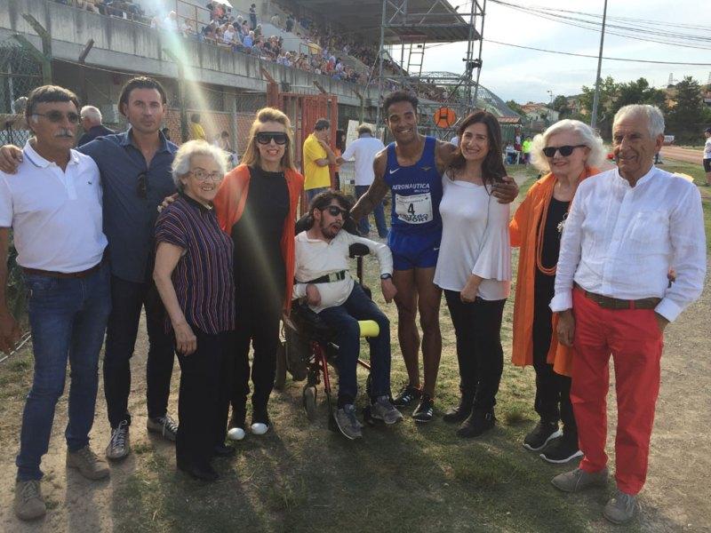 Memorial Coscioni, un successo in pista e sugli spalti. Record sui 100 mt per Irene Siragusa