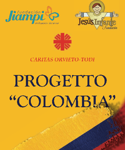 """Una riflessione sulla solidarietà, torna a Ficulle per il 13esimo anno consecutivo """"Progetto Colombia"""""""