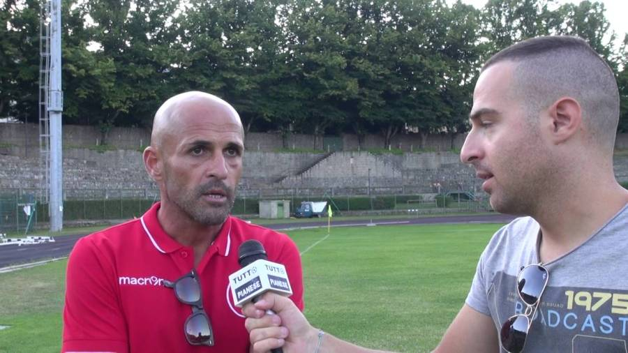 Intervista a Riccardo Fatone, ufficialmente tornato come capo allenatore Vigor
