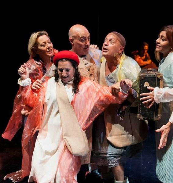 Papposileide, una cantata semiseria chiude la stagione di Teatri di Pietra