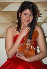 Spazio Musica 2018, al Teatro San Francesco di Bolsena la violinista Roberta Miseferi