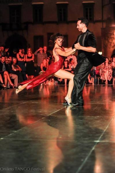 Orvieto Tango Festival, successo per la seconda edizione sotto le guglie del Duomo