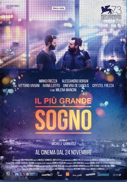 """Film e incontri a Piazza del Popolo. """"Il più grande sogno"""" apre """"I Mestieri del Cinema"""""""