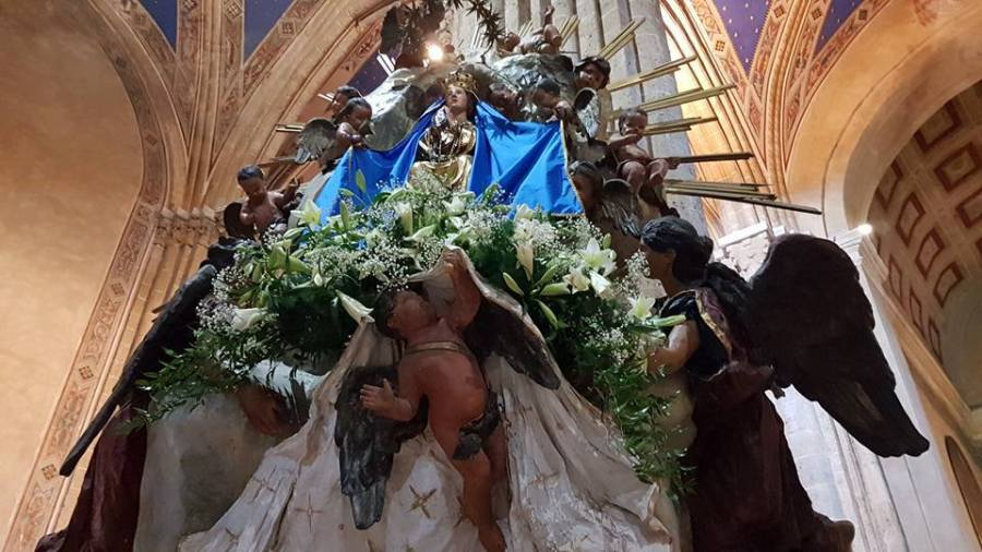 Madonna Assunta in Cielo, oggi a Orvieto è festa. Buon Ferragosto a tutti