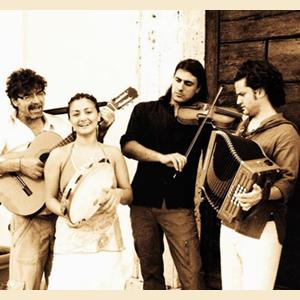Umbria Folk Festival, sul palco il clarinetto del duo Rocca Benigni e le tarantelle di Malicanti