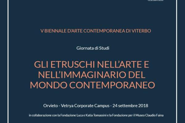 Gli Etruschi tra Storia, arte, letteratura e cinema. Una full immersion al Campus Vetrya