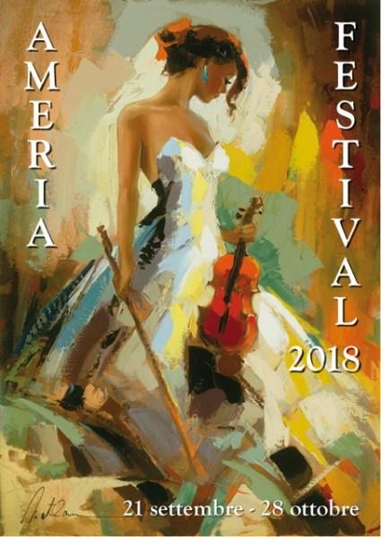 Tutti gli appuntamenti di Ameria Festival 2018 tra cultura e spettacoli