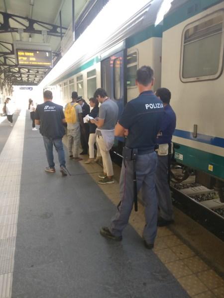 Trenitalia e Busitalia, in Umbria controlli straordinari per combattere l'evasione