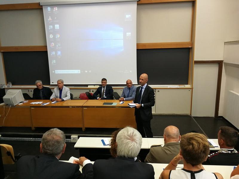 Inaugurata la sede ITS per le nuove tecnologie all'Università della Tuscia