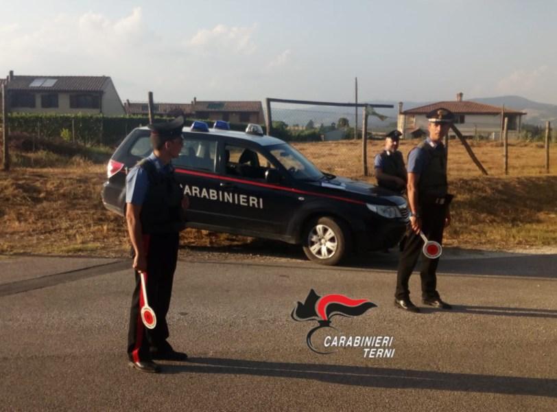 Turista smarrisce zainetto del valore di 4mila euro, i Carabinieri di Porano lo ritrovano a tempo di record