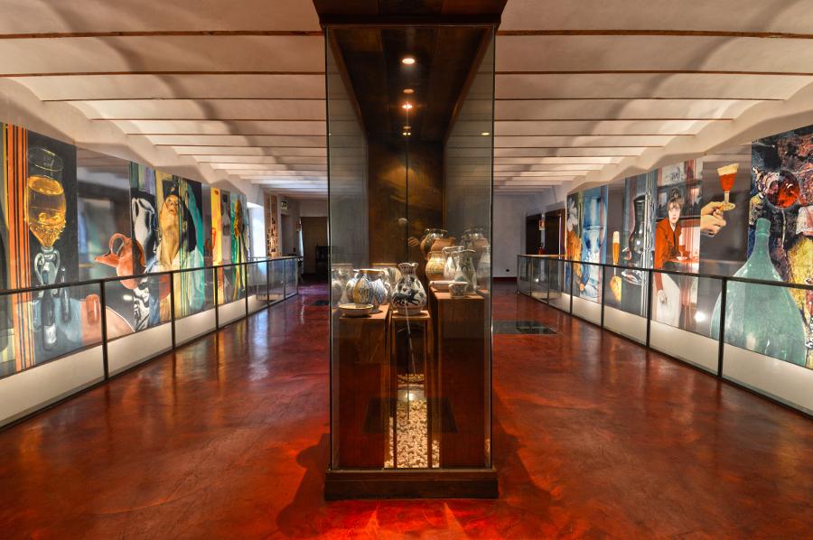 A Castiglione in Teverina il Museo del Vino più grande d'Europa