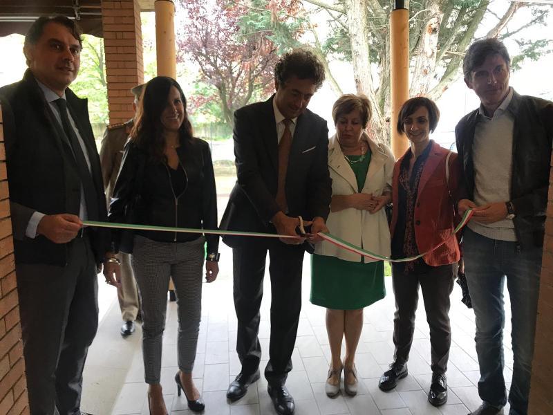 Scuola d'Infanzia di Sferracavallo, inaugurata la nuova sala mensa