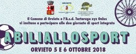 """Sport e integrazione con """"Abiliallosport"""""""