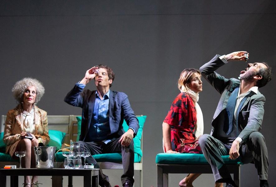 """""""Bella Figura"""" di Yasmina Reza al Teatro Mancinelli"""