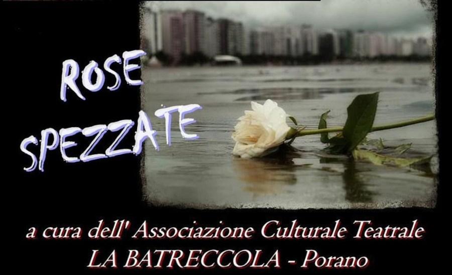 """La Batreccola porta in scena il recital """"Rose Spezzate"""""""