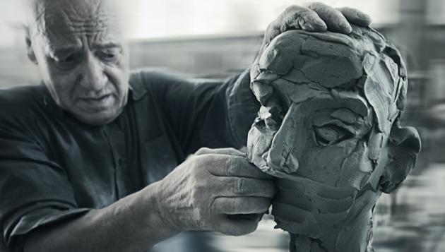 Acquapendente orfana dell'artista Mario Vinci