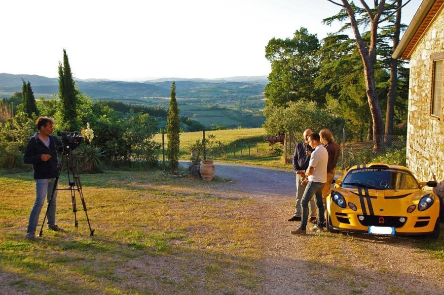 Accordo tra Federmanager Roma e Case Nucci srl  per incrementare il turismo in Umbria