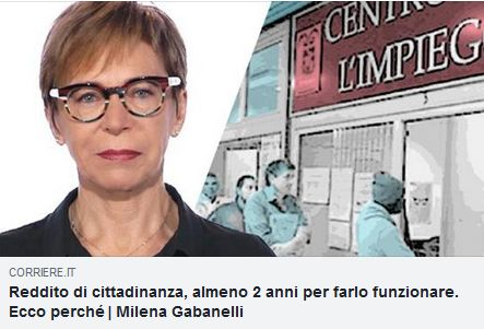 Reddito di cittadinanza ci vuole tempo e tante bugie for Cittadinanza italiana tempi di attesa 2018