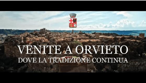 """""""Venite a Orvieto, dove la tradizione continua"""", presentato lo spot promozionale in Italia e all'estero del corteo storico"""