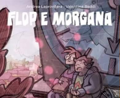 Le Graphic Novel di Laprovitera al Centro Culturale di Corbara