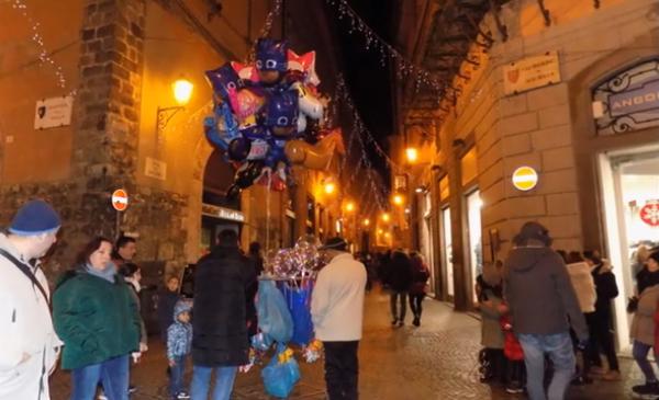 Orvieto in festa, Befana 2019 in slide show