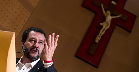 La mia e la vostra felicità in mano a Salvini e Di Maio. C'è da essere terrorizzati