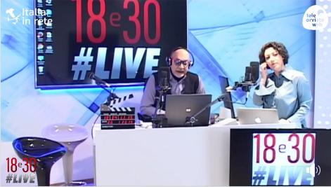 18e30 #LIVE del 28/01/2019