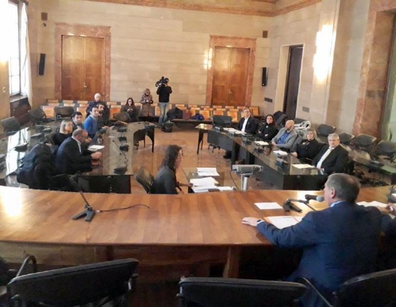 """Prima seduta del nuovo Consiglio provinciale di Terni. Lattanzi: """"Strade e scuole al centro degli impegni"""""""