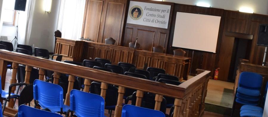 L'Aula Magna del Centro Studi Città di Orvieto sarà l'Aula del Dialogo, il 24 aprile cerimonia di intitolazione