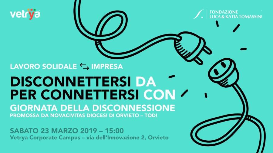 Nova Civitas, 2° Giornata della Dis-Connessione