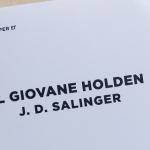 Se proprio volete la verità, (ri)leggendo Il Giovane Holden