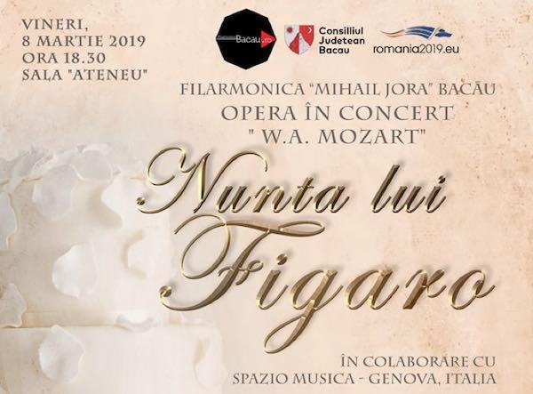 """""""Le Nozze di Figaro"""" di scena in Romania. Ha collaborato anche l'associazione """"Canto Libero"""" di Allerona"""