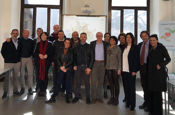 """Verso """"Wikituscia"""", sindaci e imprenditori sostengono il progetto"""