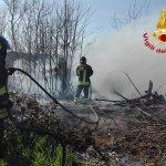 Violenta esplosione a Torre San Severo in una rimessa agricola