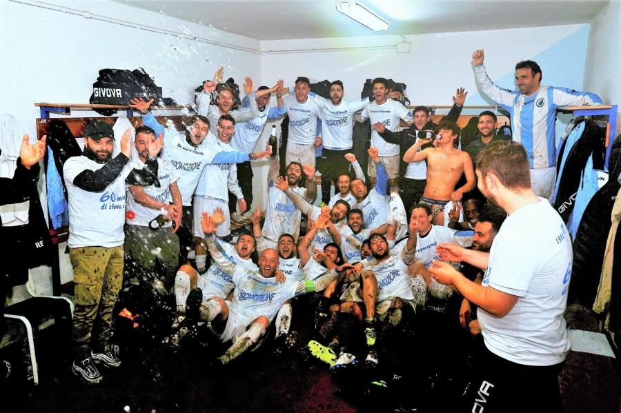 L'amministrazione di Castel Viscardo si congratula con la Romeo Menti per la vittoria di Campionato