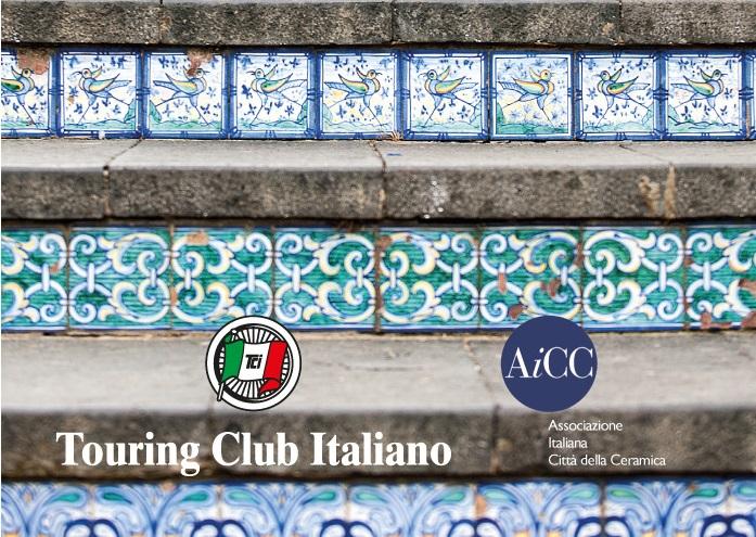 """Verso l'edizione 2019 di """"Buongiorno Ceramica"""". Ad Orvieto si presenta la nuova guida edita da AiCC e Touring Club"""