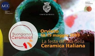 """Sui social il racconto per immagini di """"Buongiorno Ceramica 2019"""""""