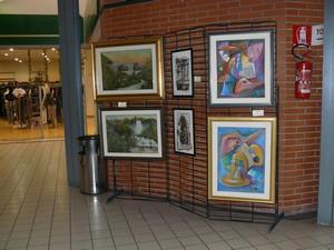 Artisti in vetrina grazie a due mostre organizzate da Pro Loco Terni