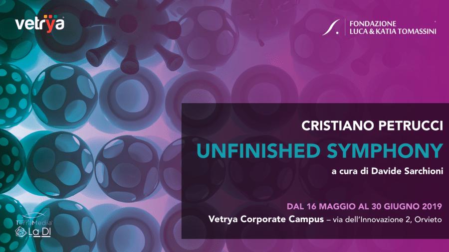 """Unfinished Symphony"" di Cristiano Petrucci"
