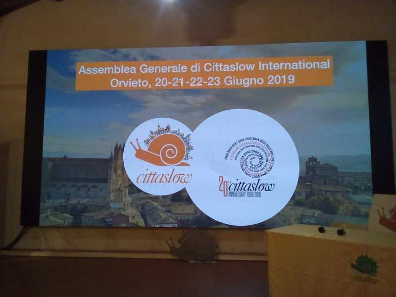 Assemblea Generale Cittalsow International: in arrivo a Orvieto oltre 250 delegati di 162 Cittaslow