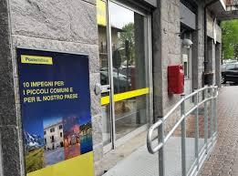 Poste, abbattimento delle barriere architettoniche a Fabro, Ficulle, Melezzole e Monterubiaglio