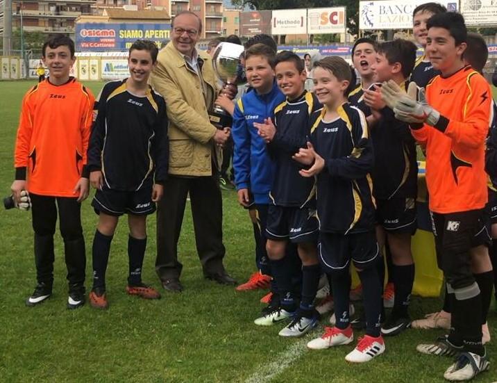 """Etruria calcio si posiziona in cima alla vetta nella Seconda Edizione del Memorial di calcio """"Andrea Arena"""""""