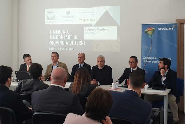 Provincia di Terni, mercato immobiliare in ripresa a doppia cifra, e ancora conviene comprare. A Orvieto la maggiore vivacità