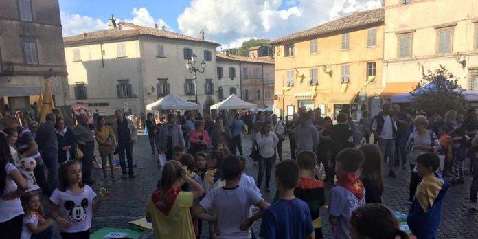 Gruppi Pugnaloni, festa sportiva al PalaBoario di Acquapendente